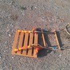 Продается новая детская деревянная качеля