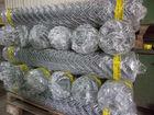 Фотография в Строительство и ремонт Строительные материалы Продаем сетку-рабицу от производителя!  в Старой Руссе 0