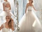 Смотреть фото  Свадебные платья 38017029 в Стародубе