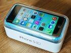 Фотография в   Продам абсолютно новый Iphone 5c 32Gb Blue. в Старом Осколе 27500