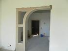 Просмотреть foto Ремонт, отделка гипсокартон арки перегородки 38334368 в Старом Осколе