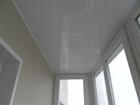 Просмотреть фотографию Ремонт, отделка балкон под ключ пластиком деревом 38334420 в Старом Осколе