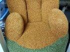Мягкое кресло для детей