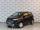 Ford EcoSport 1.6МТ, 2017, 38000км