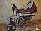 Детская коляска Adamex Royal Lux 2 в1