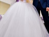 Свадебное платье Срочно продам свадебное платье! В хорошем состоянии, одето 1 ра