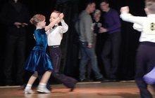 Нужна партнерша для занятий бальными танцами