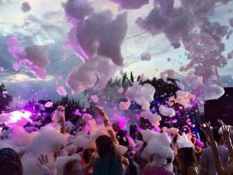 Новое фотографию Организация праздников Пенная вечеринка, 33898378 в Старом Осколе