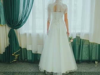 Новое изображение  Свадебное платье Svetlana Zaitseva 34538475 в Старом Осколе