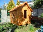 Фото в   Детский игровой домик деревянный, 2х2 м. в Ставрополе 60000