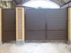 Новое фото  Ворота Автоматика гараж 36855340 в Ставрополе
