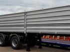 Свежее фотографию  Продается полуприцеп зерновоз 4-осный Steelbear 40м3, вес 7тонн 37887410 в Ставрополе