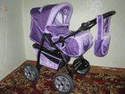 Фотография в Для детей Детские коляски Продается детская коляска-трансформер от в Стерлитамаке 4500