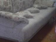 Диван продам Продам диван после реставрации ( не пользовались). Цвет бежевый под