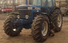трактор нью холланд форд