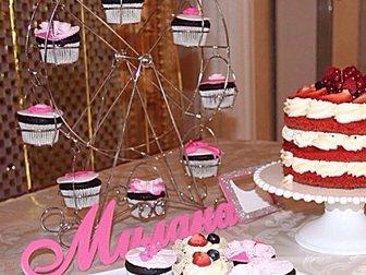 Увидеть фотографию  Торты капкейки пирожные фототорты на заказ Стерлитамак Доставка в Стерлитамаке в подарок 33343840 в Стерлитамаке