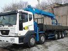 Изображение в Авто Транспорт, грузоперевозки Перевозка грузов на манипуляторе 10-12 тонн, в Фрязино 1160