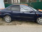Ford Focus 1.8 МТ, 2003, битый, 230 000 км