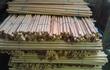 Изготавливаем березовые нагеля и шканты диаметром