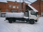Фото в Авто Грузовые автомобили Молоковоз (водовоз) на шасси Hyundai HD78 в Сургуте 2800000