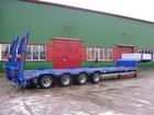 Уникальное фотографию  Полуприцеп трал четырехосный нераздвижной Steelbear 38601781 в Нижнем Новгороде