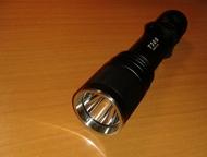 Thrunite T30s фонарик Управление режимами боковой кнопкой!   Все указанные харак