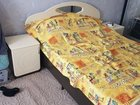 Спальный гарнитур, кровать