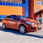 Hyundai Solaris 1.4МТ, 2012, 88000км