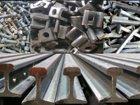 Фото в Строительство и ремонт Строительные материалы Из наличия г. Таганрог рельсы крановые длина в Таганроге 59500