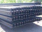 Изображение в   Из наличия г. Таганрог рельсы крановые длина в Таганроге 77200