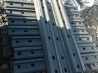 Новое фотографию  Тяги, накладки трамвайные, накладки переходные,механизм переводной и другие МВСП 69035143 в Ростове-на-Дону