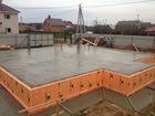 Увидеть фотографию  Бетонные работы, ленточный фундамент, стяжка пола, 70439835 в Таганроге