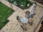 Смотреть фотографию Отделочные материалы Тротуарная плитка 34297027 в Тамбове