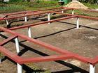 Скачать изображение Другие строительные услуги Устройство фундамента на сваях 35358379 в Тамбове