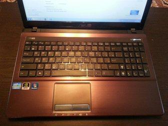 Увидеть фотографию Ноутбуки ноутбук ASUS K53SD + сумка 33656855 в Тамбове