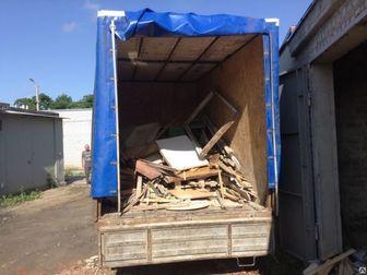 Смотреть фото  вывоз любого вида мусора машинами газель и камаз 68185904 в Тамбове