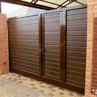 Откатные и распашные ворота, гаражные ворота
