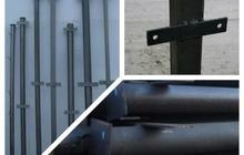 Металлические столбы с бесплатной доставкой