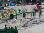 Скачать бесплатно foto Валкообразователи (грабли) Грабли ворошилки 3, 3 м (Турция) 5-ти колесные 40058179 в Тихорецке