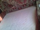 Скачать бесплатно foto  Срочно продается большая 2хспальная кровать с очень удобным матрасом и 2 вместительными ящиками, 35132597 в Тихвине
