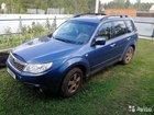 Subaru Forester 2.0МТ, 2008, 187000км