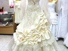 Свежее foto Свадебные платья Свадебное платье 46 размер 33210569 в Тюмени