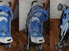 Уникальное фотографию Товары для новорожденных продам коляску-трость 33229112 в Тюмени