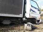 Фото в Авто Аварийные авто Продаю грузовой фургон HYUNDAI HD-65 2008 в Тюмени 150000