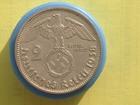 Уникальное фото Коллекционирование Продам монету 2 рейхсмарки 1938 года (Mintmark A -Berlin), 69025045 в Тюмени