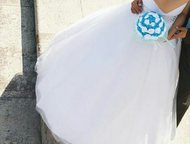 свадебное платье срочно продам свадебное платье в отличном состоянии , размер 44
