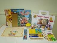 наборы для выпускников детского сада (подарок первоклассника) Компания Карнавал
