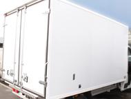 Ремонт фургонов Восстановление герметичности фургона.   Ремонт ( замена) ворот ф