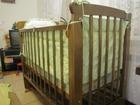 Уникальное фотографию Детская мебель Продам детскую кроватку-люльку 37854319 в Тольятти