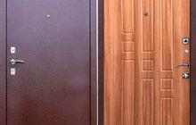 Входная дверь Гарда (Орех)